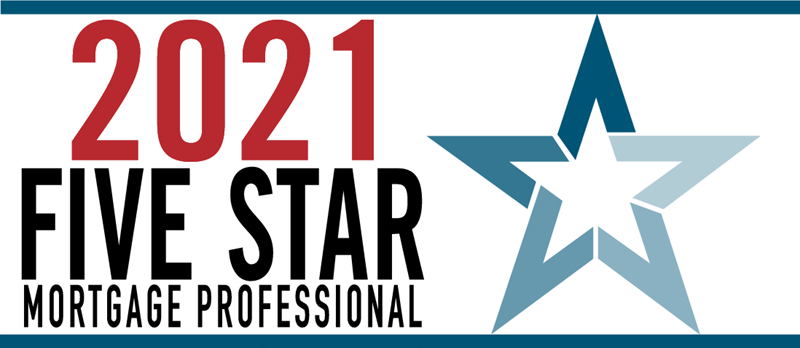 2021 Five Star Mortgage Professional