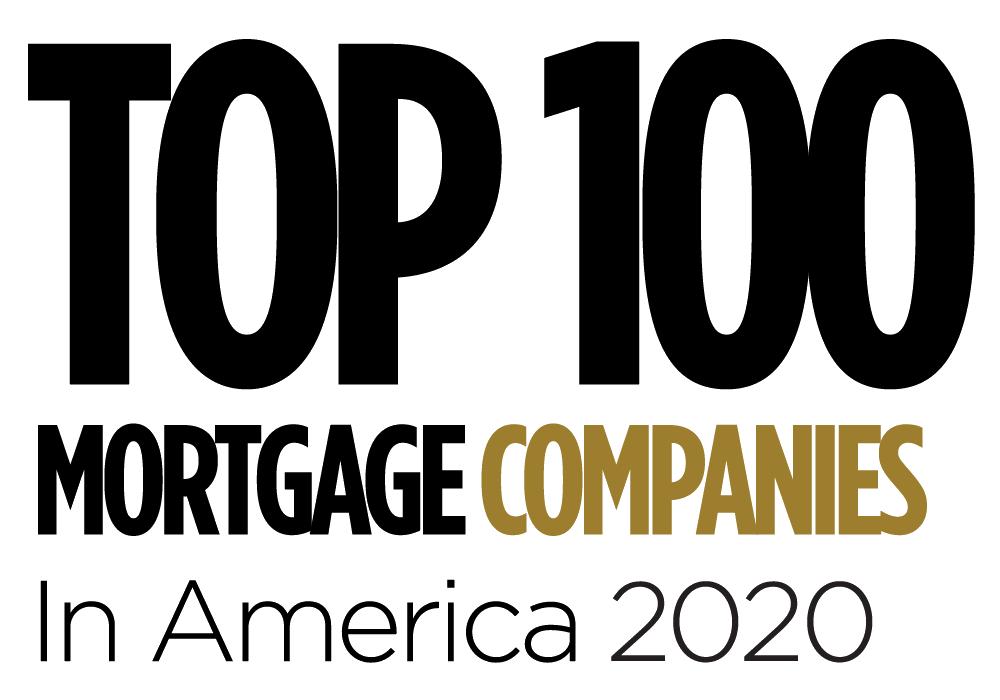 2020 Top 100 Mortgage Companies
